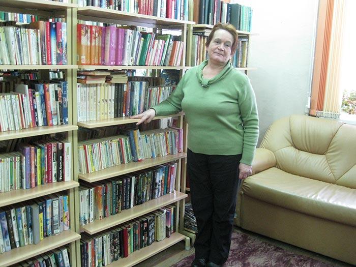 Болдинская сельская библиотека