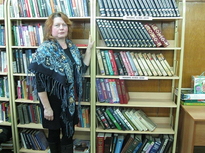 Панфиловская сельская библиотека