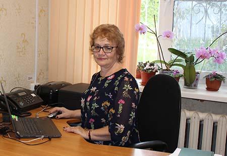 Директор МБУК МЦБС Петушинского района