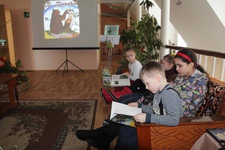 Крутовская сельская библиотека