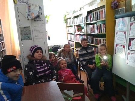 Пахомовская сельская библиотека