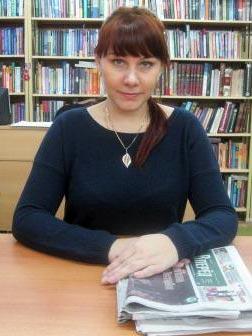 Прохорова Елена Александровна