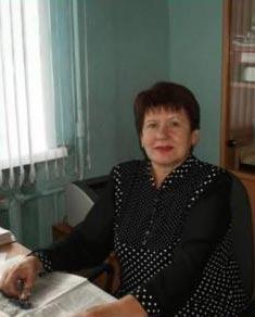 Воронина Алла Леонидовна