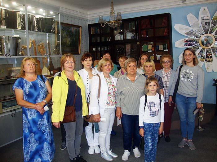 Музей песни XX века г. Вязники