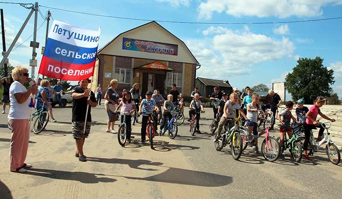24 августа - день деревни Крутово «Живи село»