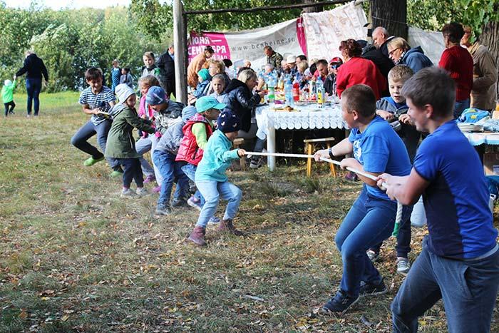 14 сентября - день деревни Грибово