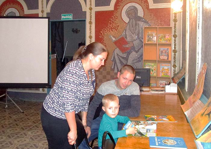 Осенняя неделя добра в детском литературно-эстетическом центре