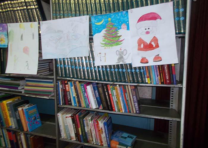 Детский творческий конкурс рисунков «Ах ты, зимушка-зима»