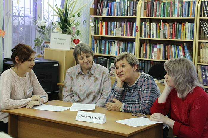 Клубу любителей литературы и искусства «Вдохновение» – 35 лет