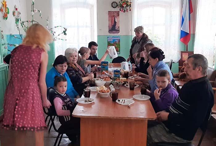 """Литературно-музыкальная программа """"Татьянин день"""" и """"День студента"""""""