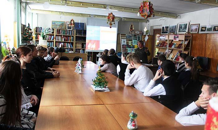 Урок памяти «Снятие блокады Ленинграда»