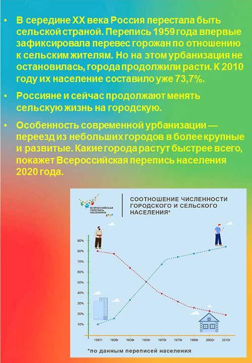 Что надо знать о Всероссийской переписи населения? Октябрь 2020