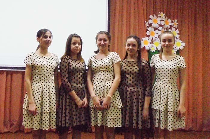 """Праздничный концерт """"Любимым мамам и бабушкам, посвящается"""""""