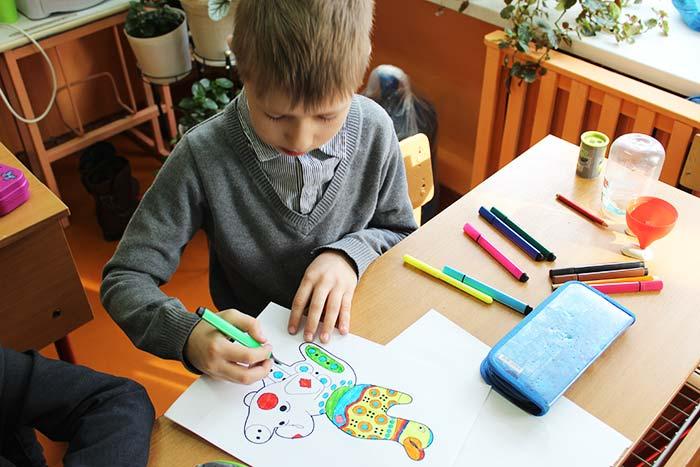 Творческая мастерская «Дымковская игрушка», посвященная году Народного творчества