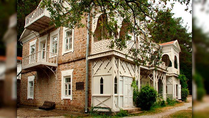 Дом-музей В.Г. Короленко под Геленджиком