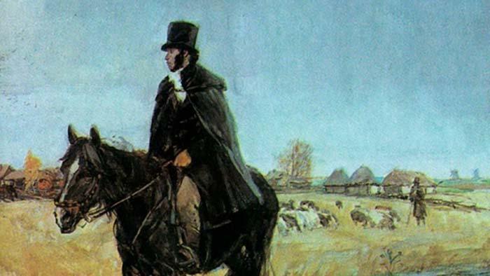 Известные книги, которые писались в годы эпидемий. Александр Пушкин