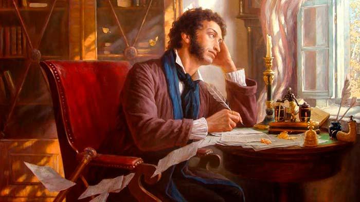 Карантин по - пушкински