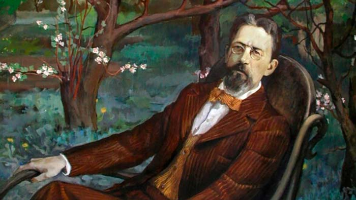 Известные книги, которые писались в годы эпидемий. Антон Чехов