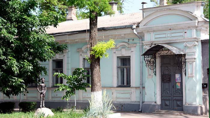 Дом-музей И.Д. Василенко