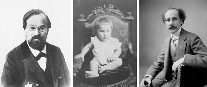 Известные родители известных детей
