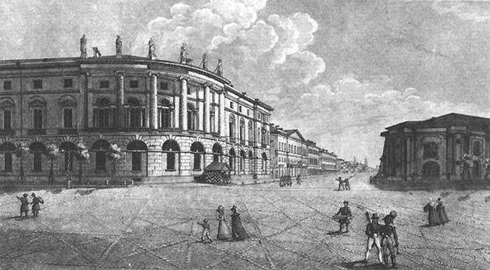 27 мая 1795 года (225 лет назад) основана первая государственная общедоступная библиотека в России