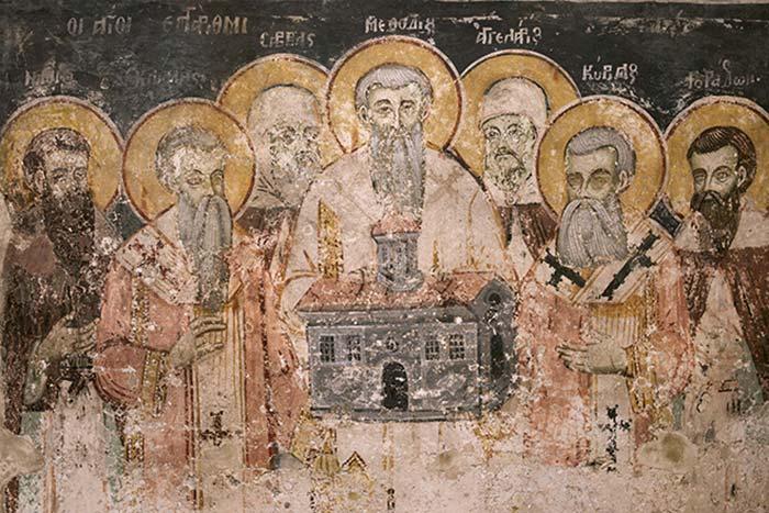 Кирилл и Мефодий: христианское служение