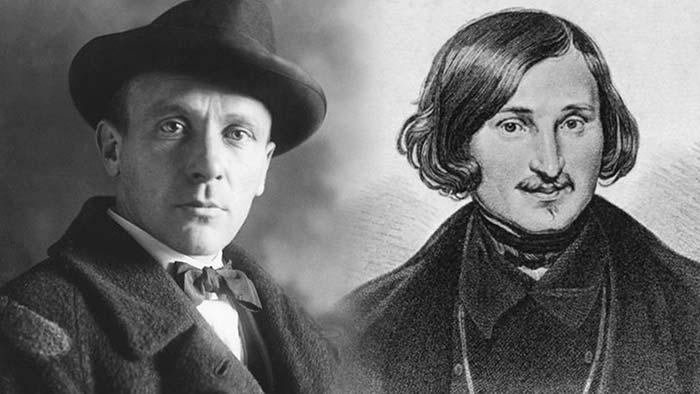 Мастер — Михаил Булгаков и Николай Гоголь