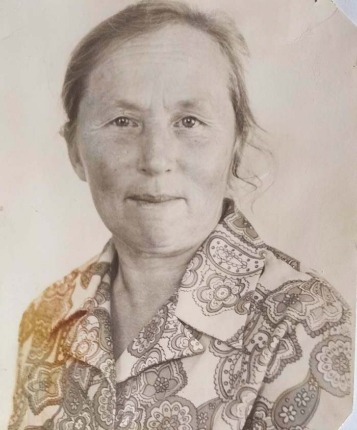 Орлова Ольга Александровна (22.07.1920 - 20.06.2009)