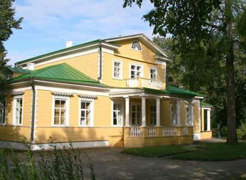 Музей-заповедник «Болдино». Большеболдинский район