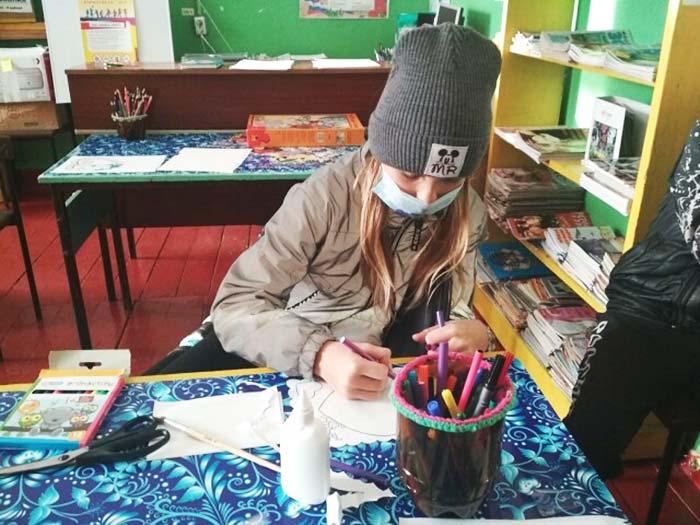 Творческая мастерская: открытка своими руками. Пахомовская сельская библиотека