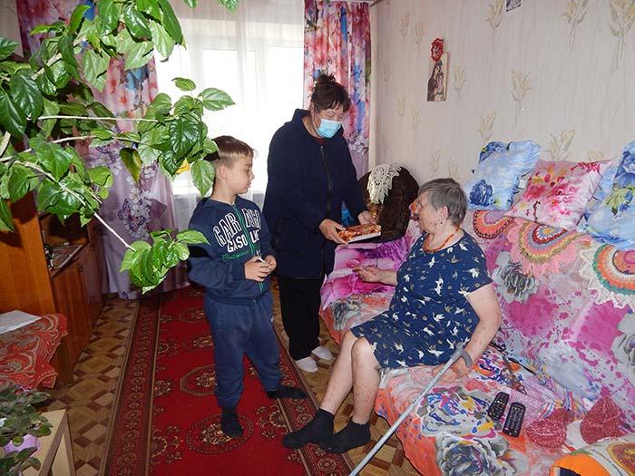 Международный день пожилого человека. Головинская сельская библиотека