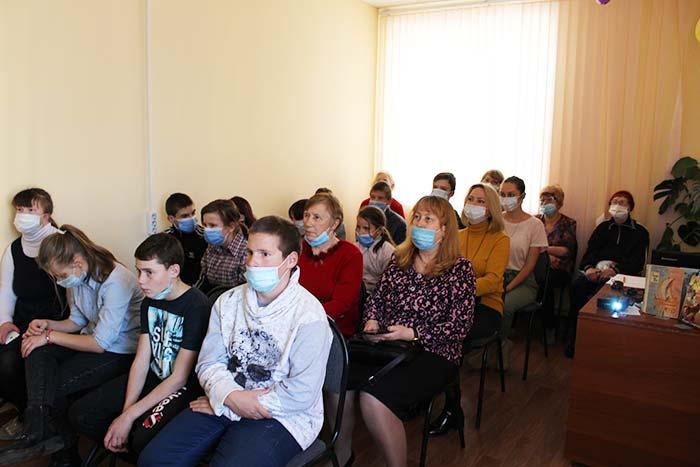 Лекция «Безопасность детей в современном мире». МБУК «МЦБС Петушинского района»