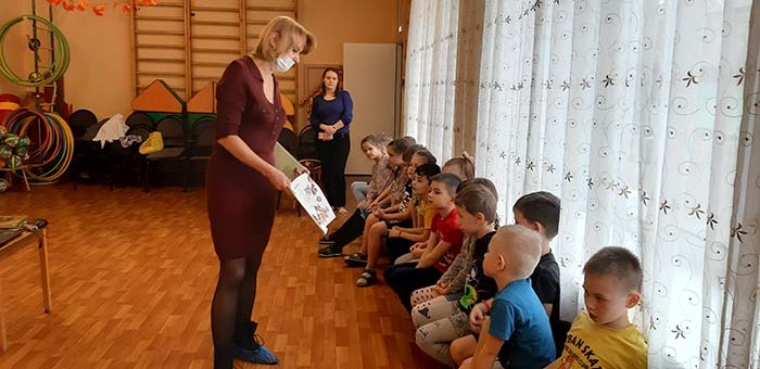 Детский литературно–эстетический центр принял участие в ежегодной Всероссийской акции «Ночь искусств»