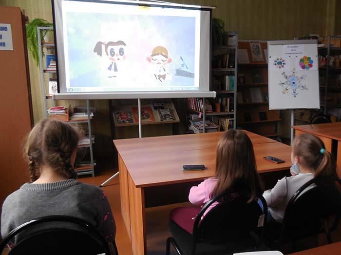 Урок толерантности в Пекшинской сельской библиотеке