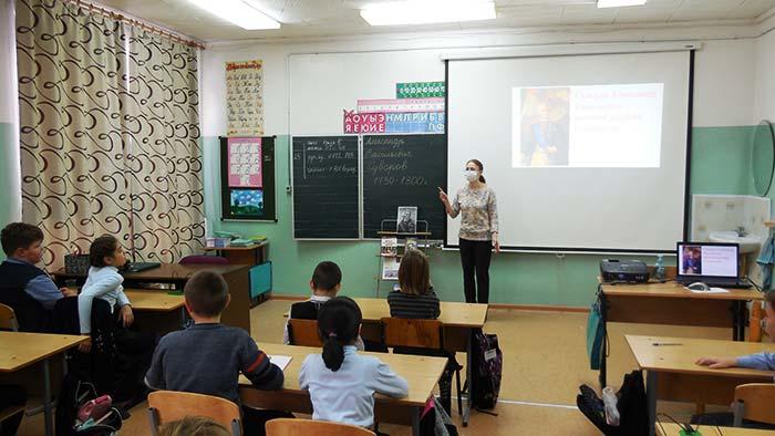 Мероприятие, посвящённое А.В. Суворову. Пекшинская сельская библиотека