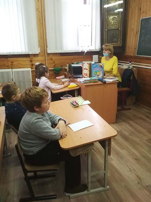 Познавательный час «Русь, Россия, Родина моя». Детский литературно–эстетический центр