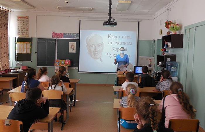 """""""Неделя детской книги"""". Пекшинская сельская библиотека"""