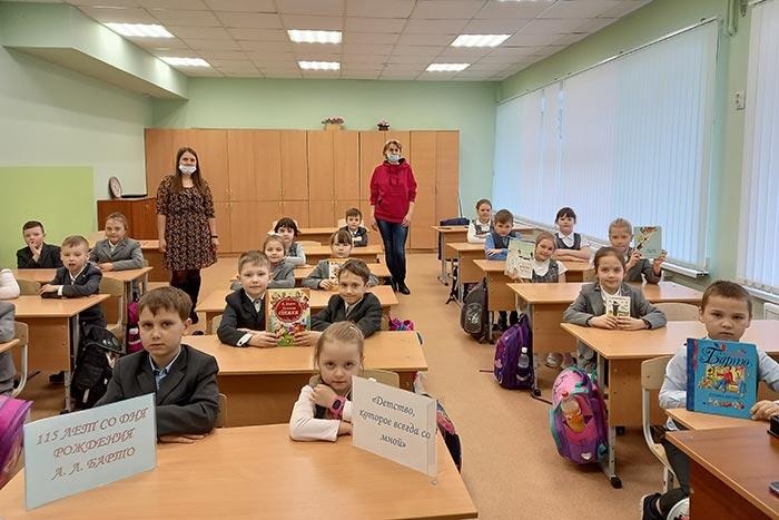 """Литературная гостиная """"Талант, отданный детям"""""""