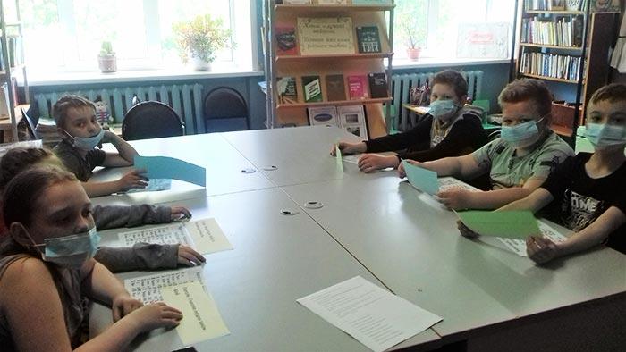 День славянской письменности и культуры в Головинской сельской библиотеке