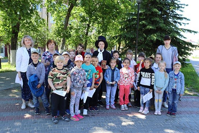 Интерактивный праздник «В волшебной Пушкинской стране»