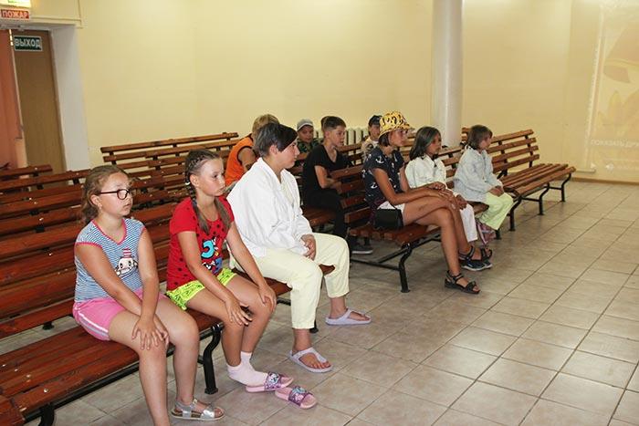 Тематическая программа «Мы помним ваши имена» в СДК д. Крутово