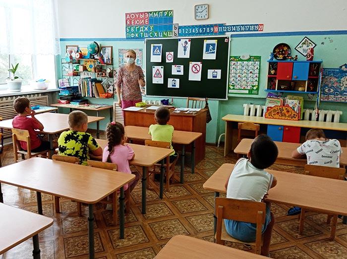 Игровая познавательная программа «Школа Светофоркина»