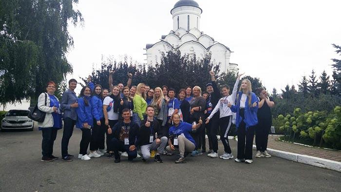 Петушинский район принял участие в Межрегиональном форуме «Невский 800», посвященный Александру Невскому