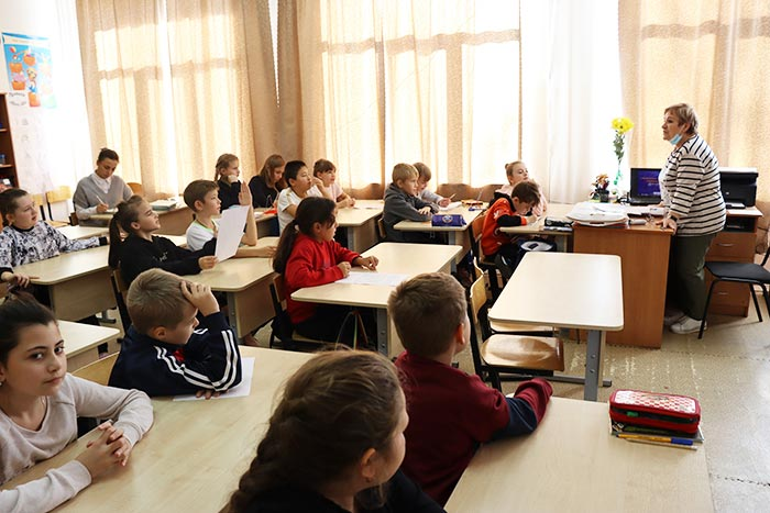 Познавательно-развлекательное мероприятие «Святой защитник земли русской»