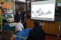 Урок мужества «Дети блокадного Ленинграда» в Пахомовской сельской библиотеке