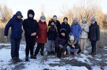 Познавательно-игровая программа «Зимние забавы». Воспушинская сельская библиотека