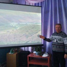 Час памяти «Колокола памяти — Афганистан» в Пахомовской сельской библиотеке