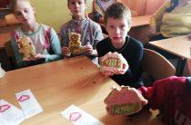 Мастер-класс «Самый сладкий сувенир» в Костинской СОШ