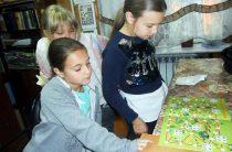 Настольная игра — викторина «Город Покров»