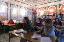13 ноября 2018 года прошел семинар-практикум для школьных библиотекарей Петушинского района